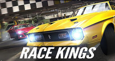 Hutch Games:Race Kings - Music and sound design