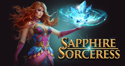 West Pier Studios: Sapphire Sorceress - Music and Sound Design