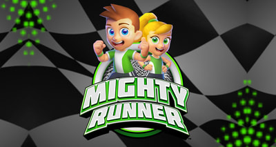 JAKKS Pacific: Mighty Runner - Music and Sound Design
