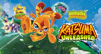 Mind Candy: Katsuma Unleashed - Trailer Sound Design