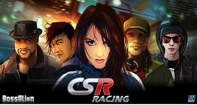Natural Motion/Boss Alien: CSR Racing - Music and Sound Design